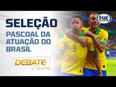 Internacional 2 x 0 Nacional - Gols & Melhores Momentos (HD) - Libertadores 2019 from YouTube · Duration:  2 minutes 16 seconds