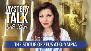 The statue of Zeus at Olympia - Did it exist? Facts & Myths [Mystery Talk with Lisa]