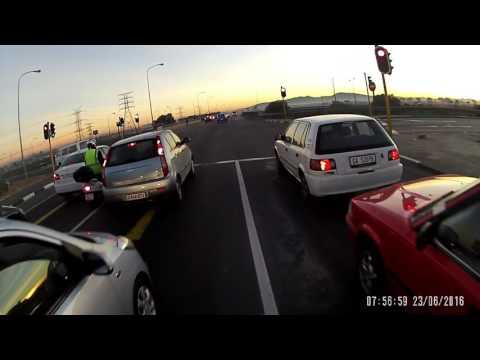 Lane splitting is legal