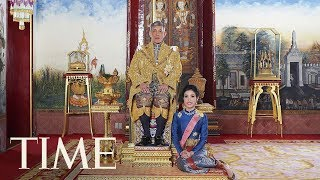 Thailand's King Strips His Royal Consort Of Her Title Over Alleged Disloyalty | TIME