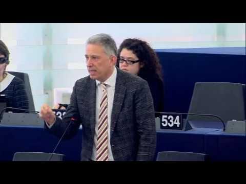 Κώστας Χρυσόγονος σε Ολομέλεια ΕΚ (Απρίλιος 2017) για ρατσιστικά σχόλια