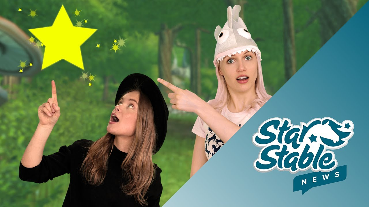star stable game news control your stars youtube. Black Bedroom Furniture Sets. Home Design Ideas