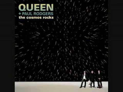 Queen Paul Rodgers-Cosmos rockin'
