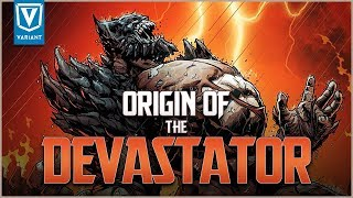 Origin Of The Devastator! (Batman As Doomsday)