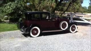1926 Packard 2-43, Town Car, Brunn, SOLD!