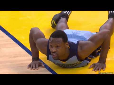 Tony Allen first team all defense 5-5-15