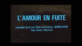 L'amour En Fuite (Love On The Run) - L'amour En Fuite