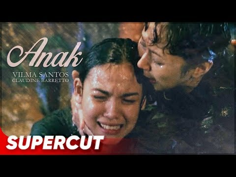 Anak | Vilma Santos, Claudine Barretto | Supercut