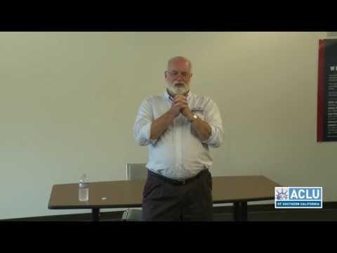 Fr. Greg J. Boyle speaks at ACLU/SC