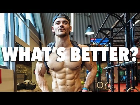 High Reps/Low Weight vs Low Reps/Heavy Weight | Nick Cheadle
