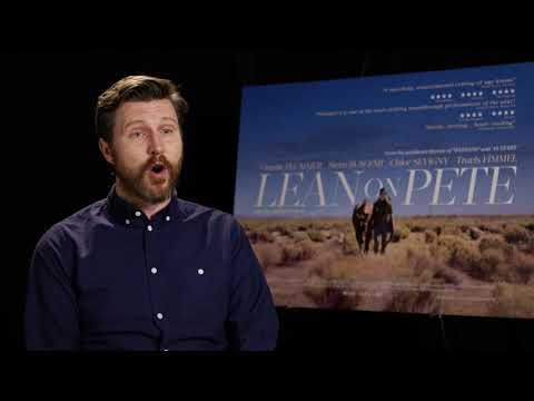 Director Andrew Haigh on Lean On Pete
