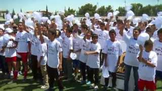 Kick for Hope on World Refugee Day - AFDP & PepsiCo