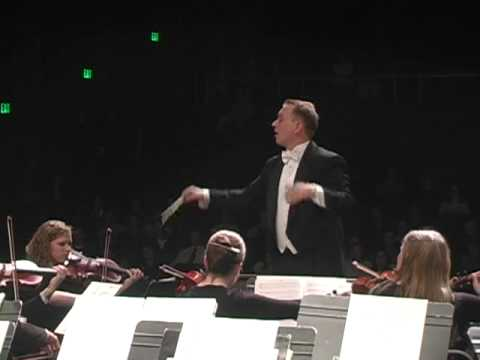 Five Variants On Dives And Lazarus - Kayson Brown - BYU Chamber Orchestra