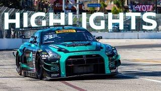 Pirelli World Challenge Highlights - 2016 Long Beach - GT-R GT3 Always Evolving thumbnail