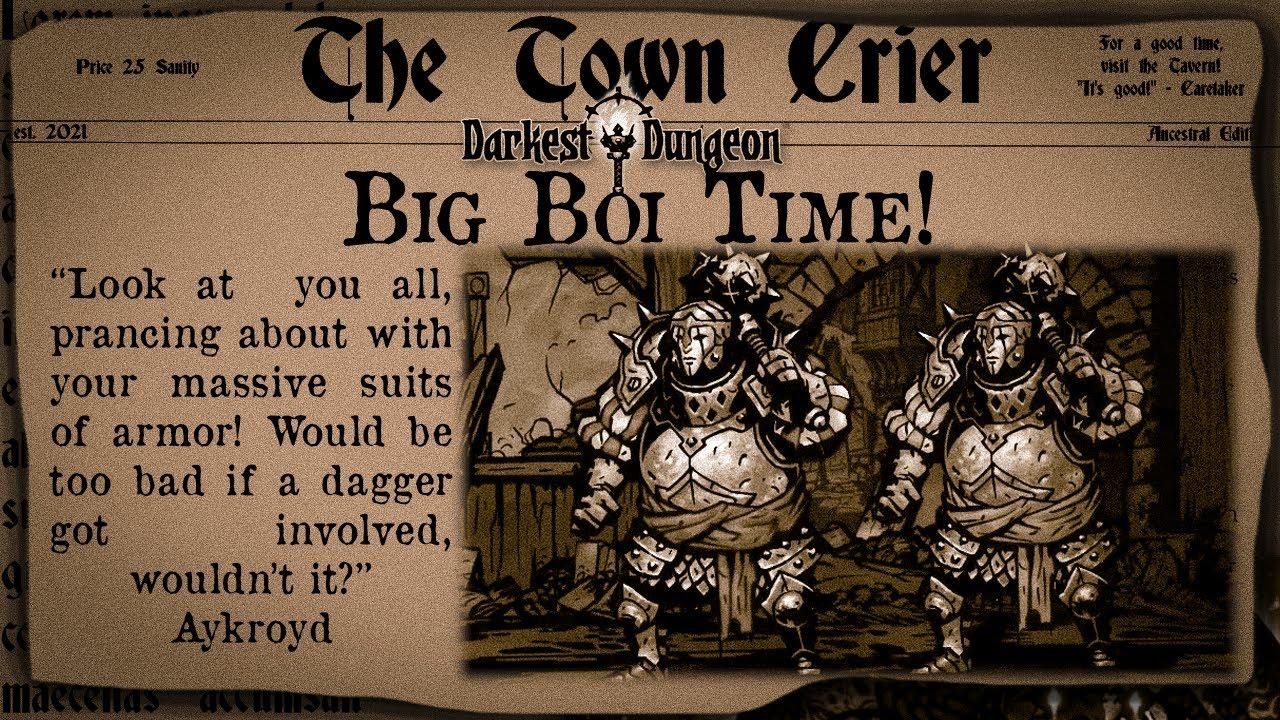 Download Darkest Dungeon Season 3 Part 158: Big Boys in the Rift [Modded]