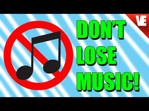 DON'T LOSE MUSIC - The Importance of Physical Media