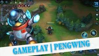 HEROES EVOLVED - PENGWING GAMEPLAY