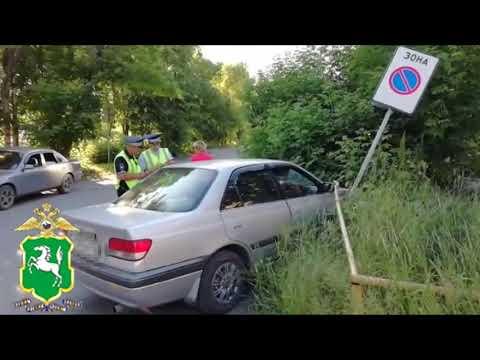 ДТП в Томске на Лазо
