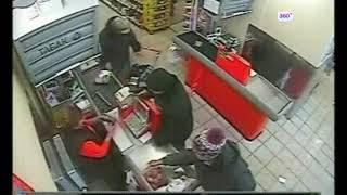 Смотреть видео Когда пытаешься ограбить магазин в России без очереди онлайн