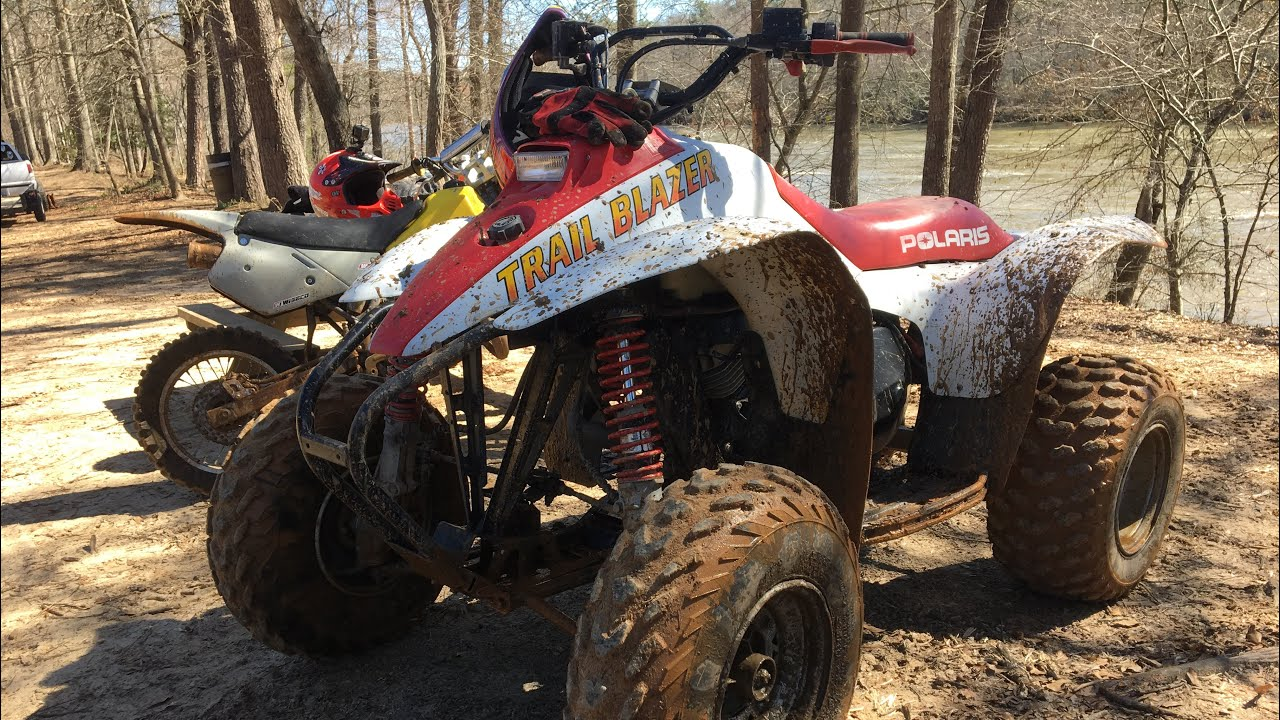 2003 Polaris Trailblazer 250 2 Stroke