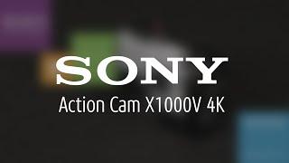 Связной. Обзор экшн-камеры Sony FDR-X1000V