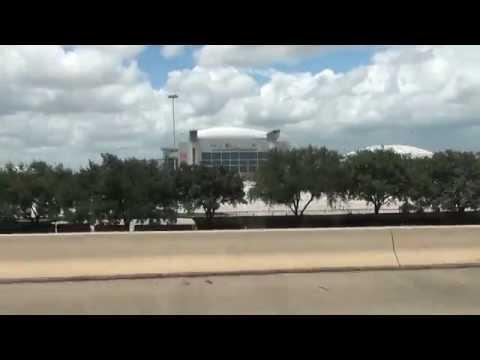 Astrodome, and NRG stadium / Reliant Stadium