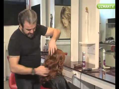 Hürrem Sultan Saç Modeli Yapımı