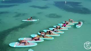 SUP Yoga, Aruba