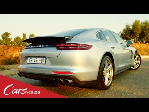 The Ultimate Sleeper? 2017 Porsche Panamera 4S Review