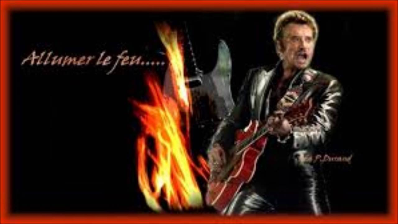 johnny hallyday allumer le feu tyros4 by navydratoc 05 2016 youtube. Black Bedroom Furniture Sets. Home Design Ideas