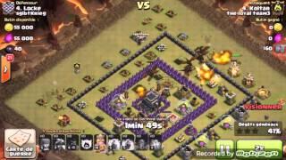 Clash of Clans  The loyal team3 est chaud#2