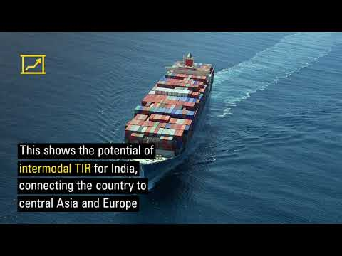 Chabahar Port opens for TIR with first Afghan-Iran-India transport