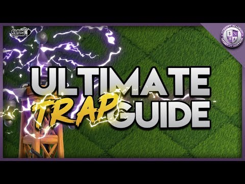 How To Use Traps In Clash Of Clans