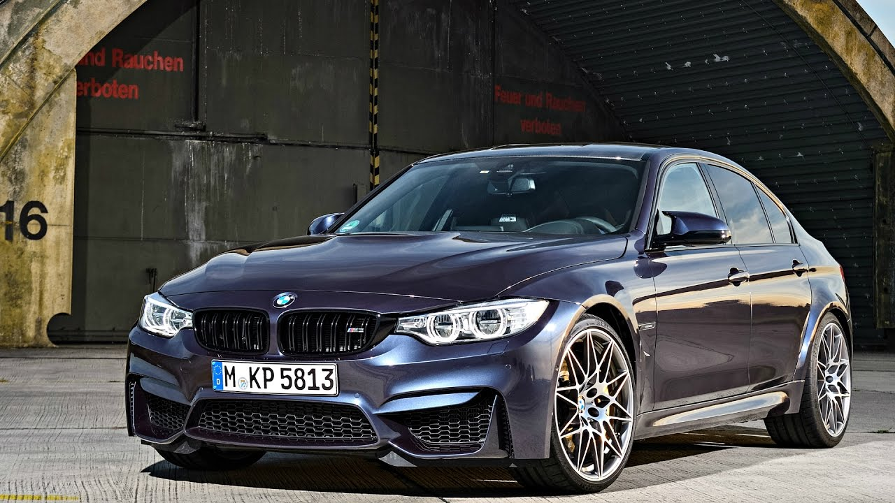 2016 Bmw M3 Quot 30 Jahre M3 Quot 450 Hp Drive And Design Youtube