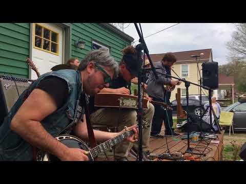 Rootstand rocks 2018 Water Hill Music Fest in Ann Arbor