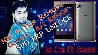 100% FRP Unlock by One Click. MTK,SPD,QUALCOMM,EXYNOS
