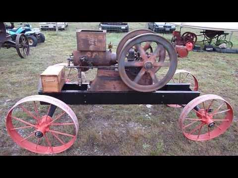 Sparta Economy 6HP Hit and Miss Engine