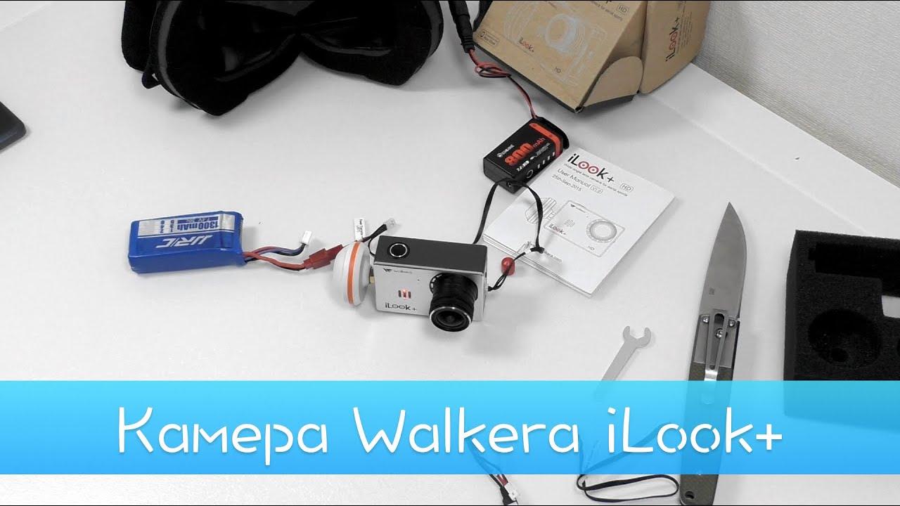 Walkera iLook+ 1080p FPV Camera on