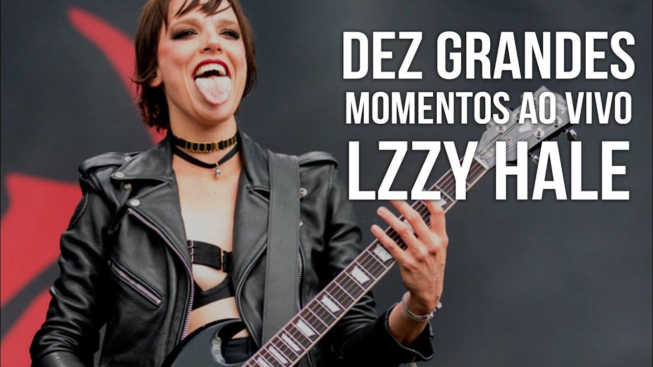 10 GRANDES MOMENTOS DE LZZY HALE | Heavy Talk - YouTube