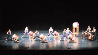 Raging Asian Women Taiko Drummers:  Omiyage at Bang On!!