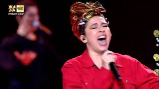 "Manizha ""Russian Woman"" (Live, Жара Music Awards)"