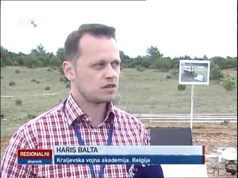 HRT reportage on the 11th Humanitarian Demining Symposium held in Zadar in April 2014