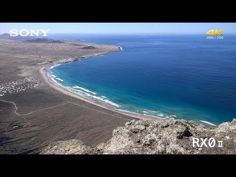 Sony | Cyber-shot | RX0 II - Travel in Spain - 4K movie