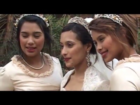 The Wedding of Ayesha & Ismail in Cape Town - DVD highlights (Emdon Video)