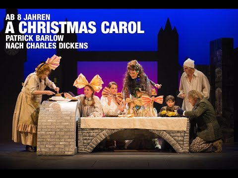 A Christmas Carol (Patrick Barlow nach Charles Dickens)