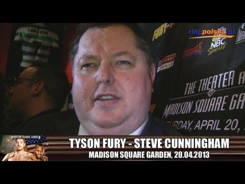 Mick Hennessy Talking Fury - Cunningham, Klitschkos, Price (PL)