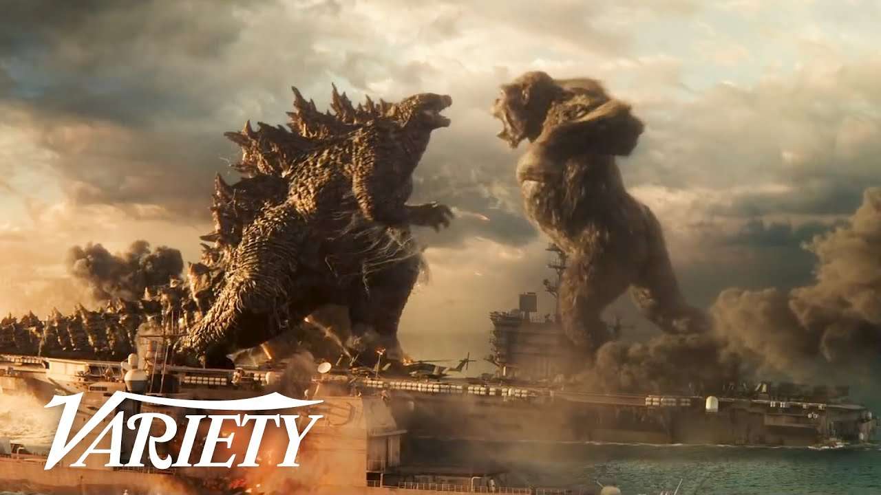 'Godzilla vs. Kong' Cast Debate Who They Would Want to Have Their Back in a Fight