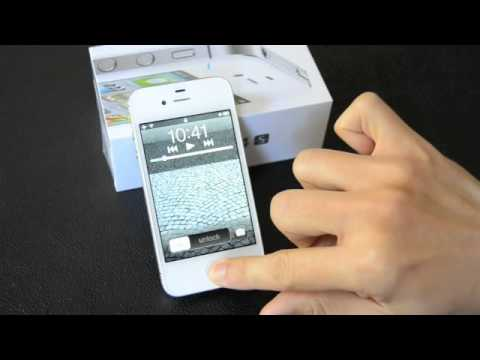 iphone 4s review Thai Version