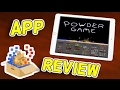 Powder Game App Review! - Physics App