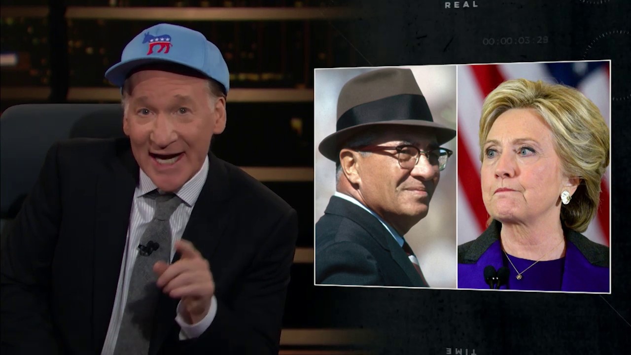 Bill Maher Returns to Real Time,' Warns of 'Civil War' If Democrats ...